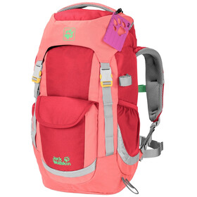 Jack Wolfskin Explrr 20 Backpack Kids tulip red